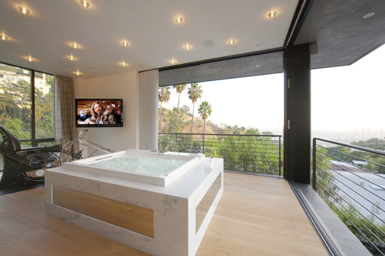 New  Best Home Design in Hollywood 2010