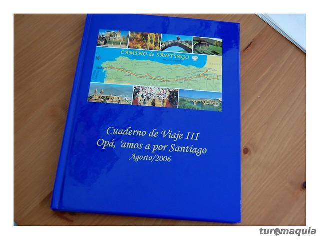 Album Caminho de Santiago