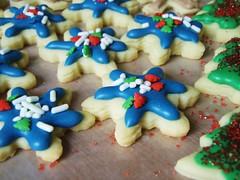 christmas sugar cookies - 18