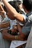 Containing the Passion (Ursula in Aus) Tags: tattoo thailand yantra tattooing waikhru nakhonpathom นครปฐม ประเทศไทย sakyant tattoofestival รอยสัก watbangphra nakhonchaisi earthasia nakhonchaisri totallythailand วัดหลวงพ่อเปิ่น ครู รูปสัก วัดบางพระ ลายสัก สักยันต