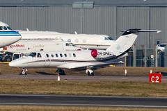 OM-OPA - 525B-0269 - Private - Cessna 525B Citation CJ3 - Luton - 100305 - Steven Gray - IMG_7843