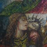 MOREAU Gustave - Hélène sur les Murs de Troie (drawings, dessin, disegno-Louvre RF32135) - Detail 10 thumbnail