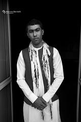 _Portrait (marziabertelli) Tags: portrait ritratto photo marathon palestina man abiti tradizionali tradizione bianco nero napoli naples black white porta fondo fondale occhi tenerezza beauty autentico