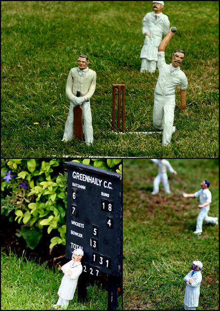 Cricket -- off-break !!