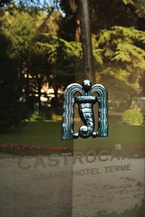 Il parco delle Terme di Castrocaro