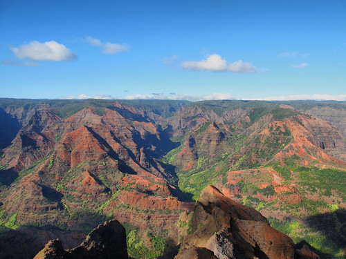 Waimea Canyon HDR by keepitsurreal, on Flickr