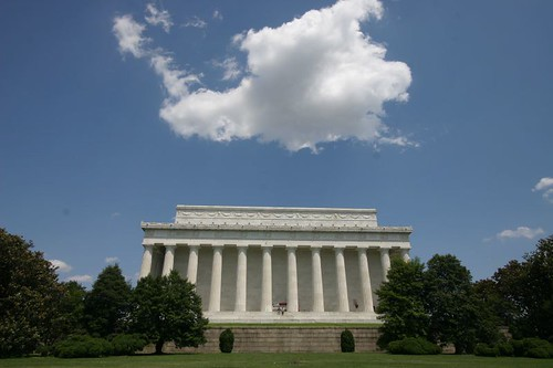 The Lincoln Memorial, D.C.