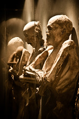 Hallway Of Mummies (Mel Romero) Tags: museum mexico guanajuato museo mummies day12 momias