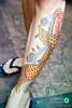 Koi Good Luck Fish Tattoo Chinese koi good