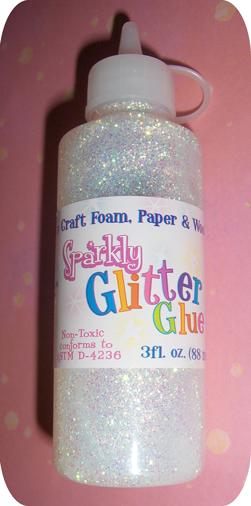 Sparkly-Glitter-Glue