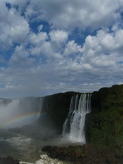 iguazu falls with rainbow (loox99) Tags: waterfall iguazu catarata iguacu