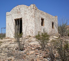 Abandoned Contrabando Movie Set (AppleCrypt) Tags: usa abandoned america texas ghost roadtrip ghosttown movieset bigbend riogrande contrabando chihuahuandesert scenicdrives us170 highway170 ranchroad170 applecrypt