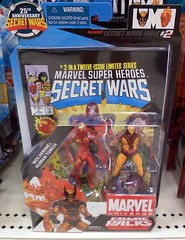 secret wars 2 pack - 2
