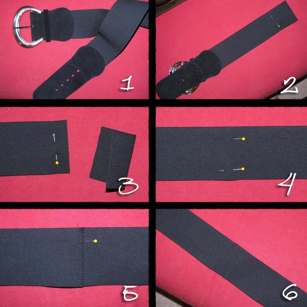Shorten Elast Belt