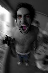 (La Marciana) Tags: color blanco valencia sergio canon negro fisheye tokina pepe 10mm bolinhces pelenh turia5piso