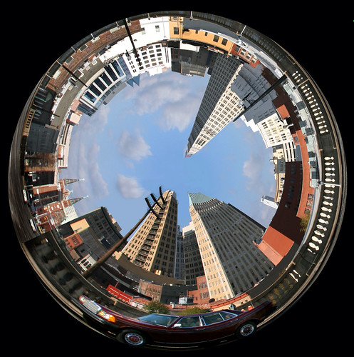 Birmingham 360 degrees. E. Bruchac/Flickr