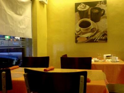 Bastille Cafe