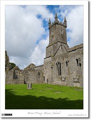 Ennis Friary (bbusschots) Tags: ireland church clare ennis friary localhistory historicbuilding ennisfriary