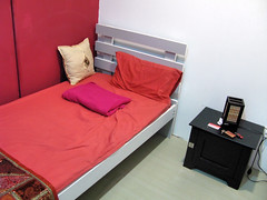 My Single Room at Tiara Guesthouse