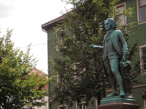 Looking for Christoph Martin Wieland in Wielandplatz?
