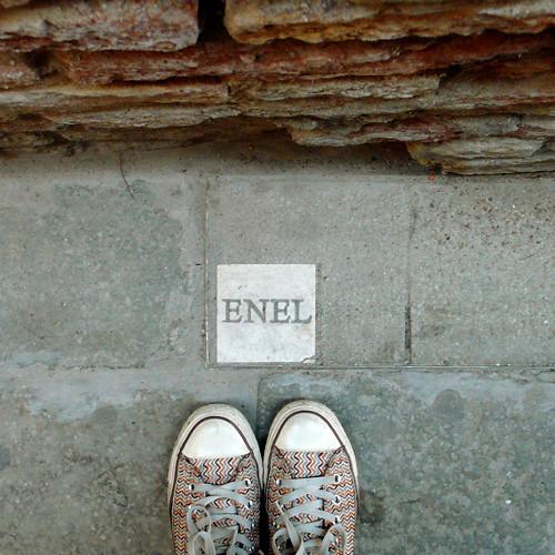 enel, Venecia