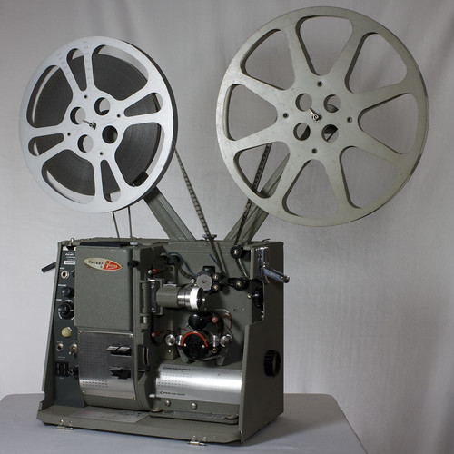 Kalart-Victor 70-25 16mm sound movie projector