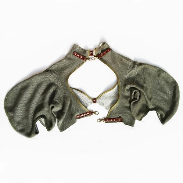 AttilaDesign Knit Shrug Harness 1