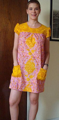 Karissa Jo's anniversary dress