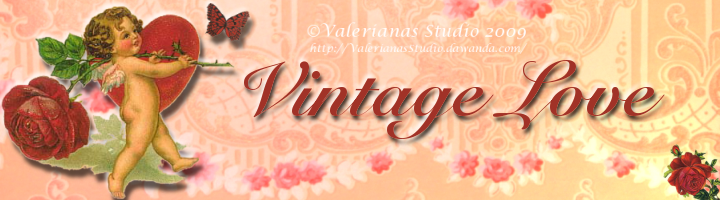 Vintage Love Shop Banner