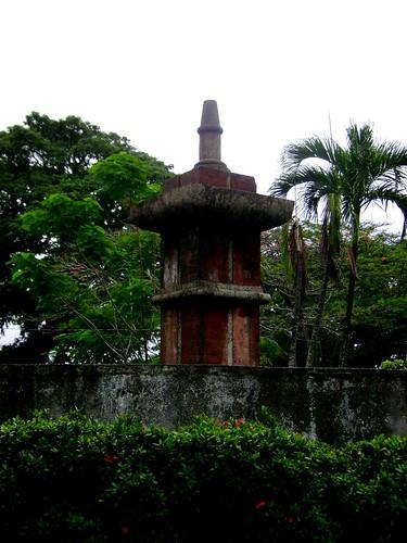 The Recolletos fountain