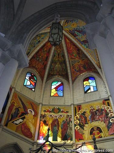 Catedral de Almudena, Madrid, Espanha