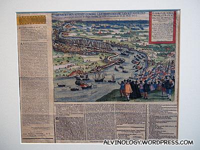 Abraham Verhoeven (1575-1652): The Battle at the Blokkersdijk near Antwerp, 1605