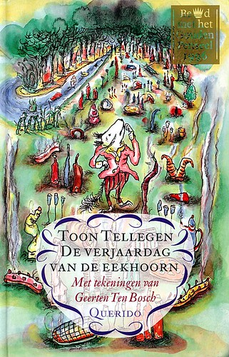 3927122755 aebc15819c Review of the Day: The Squirrels Birthday and Other Parties by Toon Tellegen