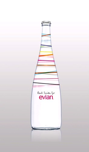 Evian by Paul Smith happy