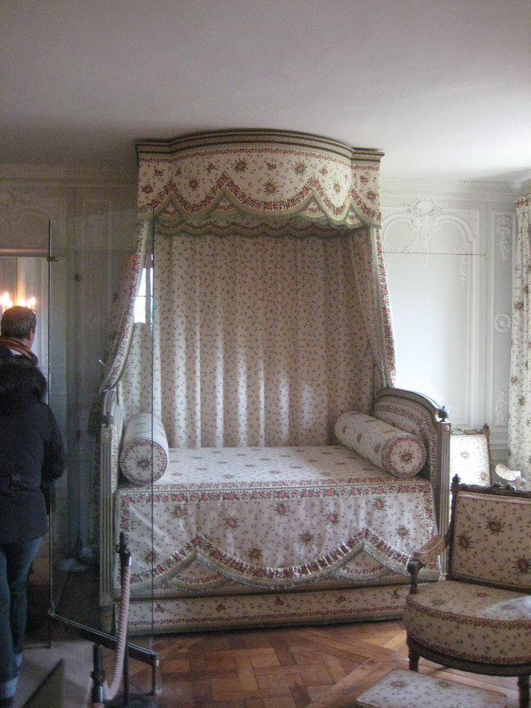 Marie Antoinette's Bed with Canopy