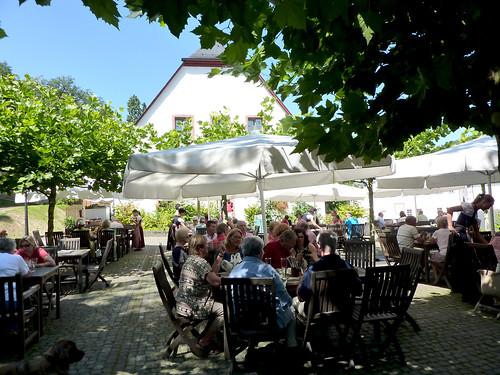 Ziemlich Klosterschänke Kloster Eberbach Fotos - Hauptinnenideen ...