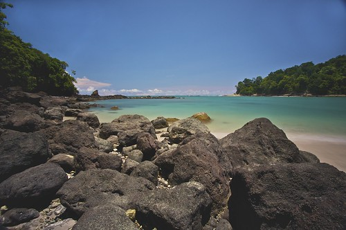 Playita (Little Beach)-Manuel Antonio National Park, Costa Rica