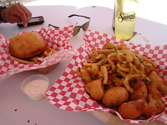 Overrated Deep Fried Goodness 093009W