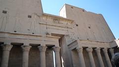 Edfu 3 Egypt 2009 (Bloodkisses) Tags: egypt horus 2009 edfu