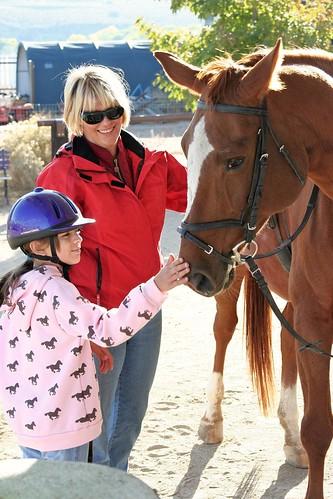 Keirra's Horseback Lessons