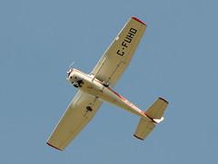 C-FUHO Cessna 150F @ St-Mathias CSP5 DSC_8131 (djipibi) Tags: airport 2009 cessna aroport 150f stmathias csp5 cubtoberfest cfuho