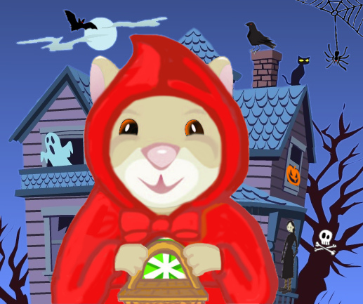 little red riding yamster
