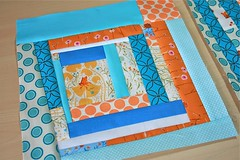 Sew new to me quilting bee - Blocks for Heather 1