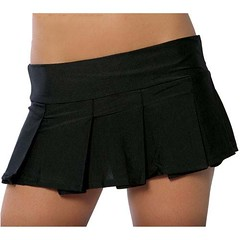 roma-black-mini-skirt