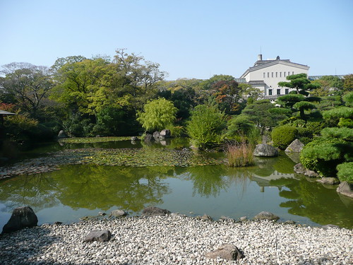 Tennoji Park Lake