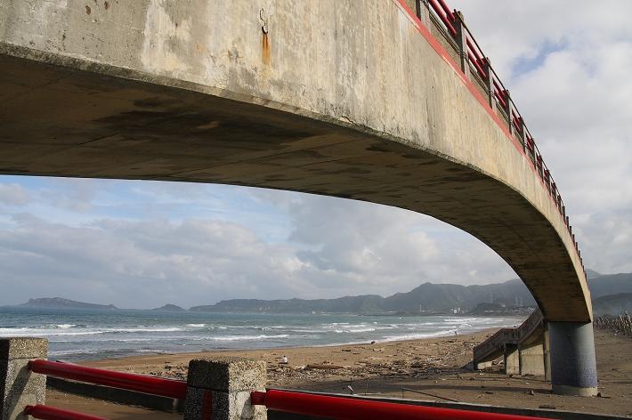金山水尾漁港員潭溪景觀橋0031