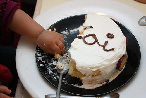 5 Nov 09, 1st birthday at TEMO