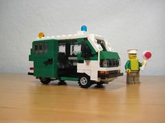 VW T3 Polizei