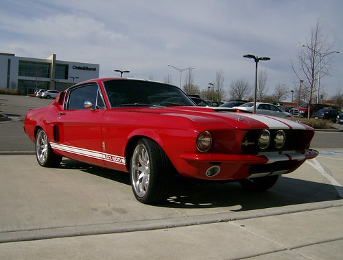 1967 mustang restomod for sale