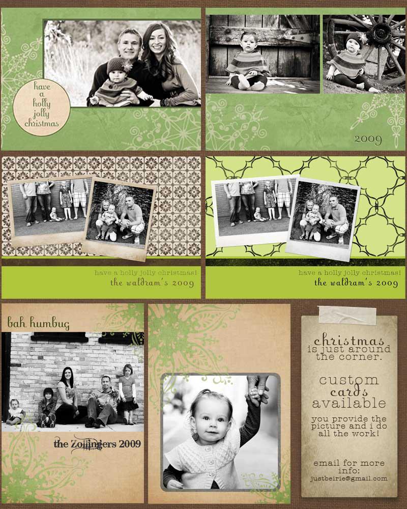 card montage copy